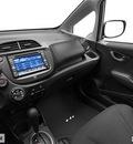 honda fit 2012 blue hatchback sport w navi gasoline 4 cylinders front wheel drive shiftable automatic 98632