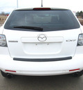 mazda cx 7 2008 white suv sport gasoline 4 cylinders automatic 80504