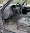 chevrolet silverado 1500 2006 blue lt z71 gasoline 8 cylinders 4 wheel drive automatic 55318