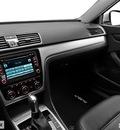 volkswagen passat 2012 black sedan sel gasoline 5 cylinders front wheel drive 6 speed automatic 56001
