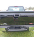 gmc sierra 1500 2012 black work truck flex fuel 8 cylinders 4 wheel drive automatic with overdrive 28557