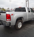 gmc sierra 1500 2012 gray sle flex fuel 8 cylinders 4 wheel drive automatic with overdrive 28557