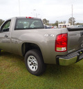 gmc sierra 1500 2012 dk  gray work truck flex fuel 8 cylinders 4 wheel drive automatic with overdrive 28557