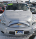 chevrolet hhr 2009 silver suv panel gasoline 4 cylinders front wheel drive automatic 13502