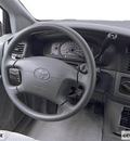 toyota sienna 2001 van ce gasoline 6 cylinders front wheel drive automatic 07730