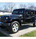 jeep wrangler unlimited 2010 black suv sahara gasoline 6 cylinders 4 wheel drive automatic with overdrive 07712