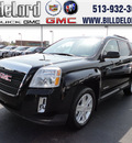 gmc terrain 2012 black suv sle 2 flex fuel 4 cylinders front wheel drive automatic 45036