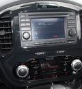 nissan juke 2011 black sv gasoline 4 cylinders front wheel drive automatic 76018