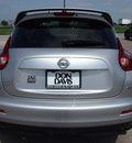 nissan juke 2011 silver sl gasoline 4 cylinders front wheel drive automatic 76018