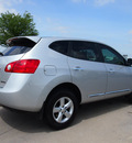 nissan rogue 2012 silver s special edition gasoline 4 cylinders front wheel drive automatic with overdrive 76018