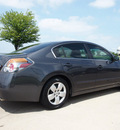 nissan altima 2008 dk  gray sedan 2 5 s gasoline 4 cylinders front wheel drive automatic 76018