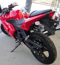 kawasaki kx250f 2008 red 1 cylinders 5 speed 45342