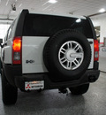 hummer h3 2006 white suv gasoline 5 cylinders 4 wheel drive automatic 44060