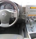 nissan armada 2006 gray suv se gasoline 8 cylinders rear wheel drive automatic 33884