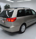 toyota sienna 2007 lt  brown van xle limited 7 passenger gasoline 6 cylinders front wheel drive automatic 91731