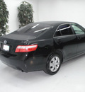toyota camry 2009 black sedan le gasoline 4 cylinders front wheel drive automatic 91731