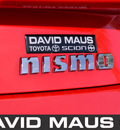 nissan 350z 2008 red coupe nismo gasoline 6 cylinders rear wheel drive 6 speed manual 32771