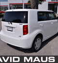 scion xb 2008 white suv gasoline 4 cylinders front wheel drive automatic 32771