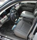 lincoln town car 2003 silver sedan executive gasoline 8 cylinders sohc rear wheel drive automatic 91010