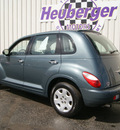 chrysler pt cruiser 2006 green wagon gasoline 4 cylinders front wheel drive automatic 80905