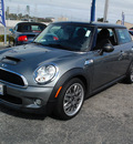 mini cooper 2007 gray hatchback s gasoline 4 cylinders front wheel drive automatic 94010