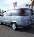 chevrolet lumina minivan 1995 blue gasoline v6 front wheel drive automatic 80229