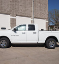 ram ram pickup 1500 2012 white st flex fuel 8 cylinders 4 wheel drive automatic 80301