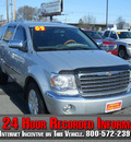 chrysler aspen 2009 silver suv limited flex fuel 8 cylinders all whee drive automatic 99212