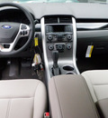 ford edge 2012 white se gasoline 6 cylinders front wheel drive automatic 32401