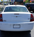chrysler 300 2010 white sedan touring gasoline 6 cylinders rear wheel drive automatic 33021