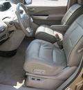 nissan quest 2004 gold van 3 5 se gasoline 6 cylinders front wheel drive automatic 77379
