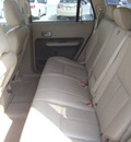 ford edge 2007 beige suv sel gasoline 6 cylinders front wheel drive automatic 75503