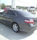 toyota camry 2007 dk  gray sedan se gasoline 4 cylinders front wheel drive automatic 75503