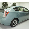 toyota prius 2012 lt  blue hatchback four hybrid 4 cylinders front wheel drive not specified 91731