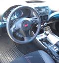 subaru impreza wrx 2011 blue sedan gasoline 4 cylinders all whee drive standard 79925