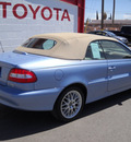 volvo c70 2004 blue lpt gasoline 5 cylinders front wheel drive automatic 79925