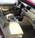 honda accord 2008 maroon sedan lx p gasoline 4 cylinders front wheel drive automatic 79925