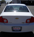 chevrolet malibu 2010 white sedan ls gasoline 4 cylinders front wheel drive automatic 79925