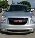 gmc yukon 2011 silver suv slt flex fuel 8 cylinders 4 wheel drive automatic 76087