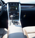 ford edge 2013 white limited gasoline 6 cylinders all whee drive automatic 62708