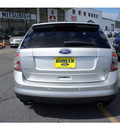 ford edge 2010 ingot silver suv sel gasoline 6 cylinders all whee drive automatic with overdrive 07724