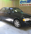 mercedes benz c class 1999 black sedan c280 gasoline 6 cylinders rear wheel drive automatic 44883