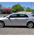 chevrolet malibu 2012 silver sedan ltz gasoline 6 cylinders front wheel drive automatic 76903