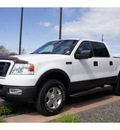 ford f 150 2004 white fx4 gasoline 8 cylinders 4 wheel drive automatic 99352