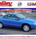ford escort 2001 blue coupe zx2 gasoline 4 cylinders front wheel drive automatic 55124