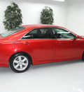 toyota camry 2007 red sedan se v6 gasoline 6 cylinders front wheel drive automatic 91731
