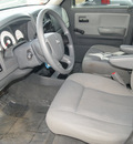 dodge dakota 2006 mineral gray st gasoline 6 cylinders 4 wheel drive automatic 80905