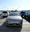 ford fusion 2012 gray sedan sel gasoline 4 cylinders front wheel drive automatic with overdrive 60546