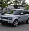 range rover range rover sport 2012 silver suv hse gasoline 8 cylinders 4 wheel drive automatic 27511