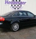 audi a6 2001 brilliant black c sedan 2 7t quattro gasoline 6 cylinders all whee drive automatic 80905